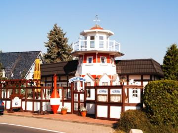 Zingster Leuchtturm, Gastronomie, Ostsee