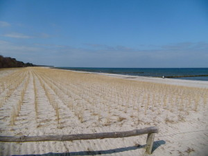 Ostsee, Strand, Prerow